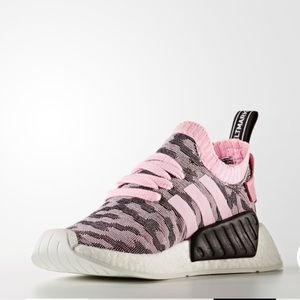 New NMD_R2 Primeknit Shoes